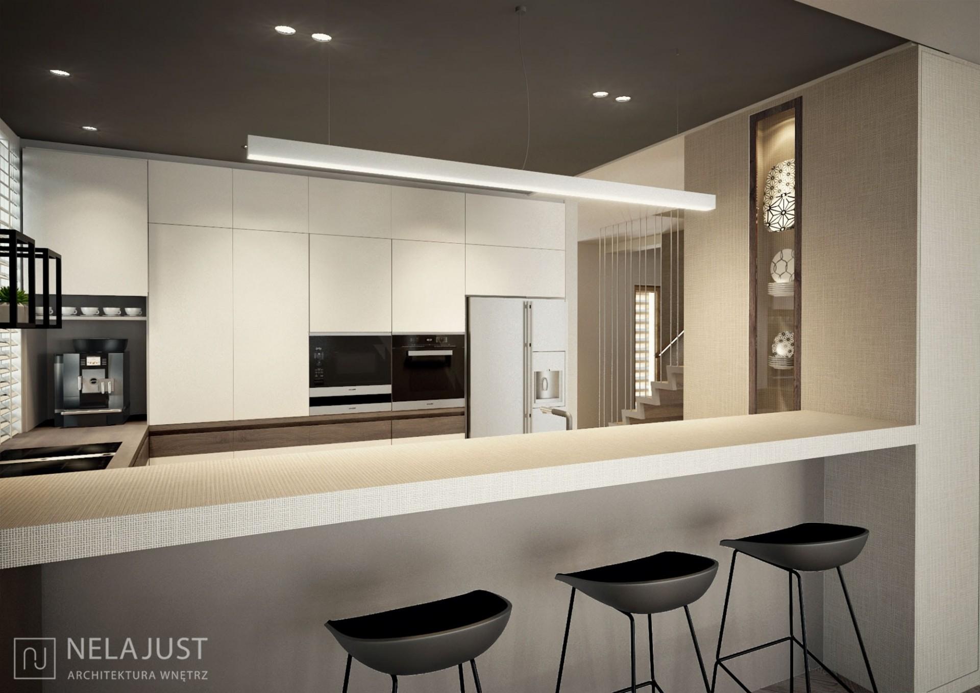 gniazdka robocze w kuchni - jaka wysokość?