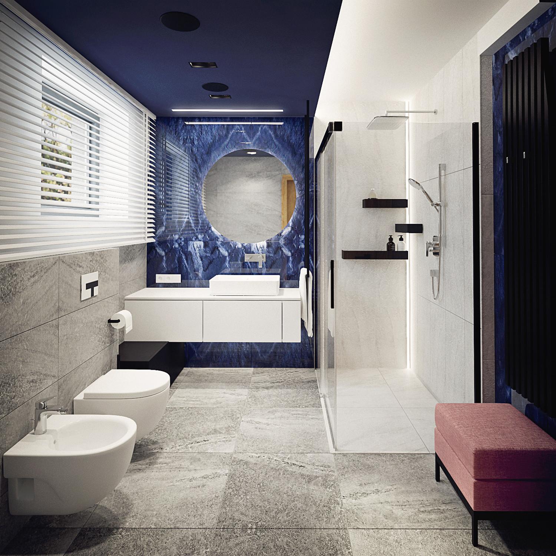 półki do łazienki IMOdesign